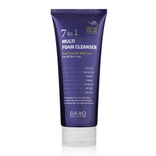 DABO 7 IN 1 MULTI FOAM CLEANSER
