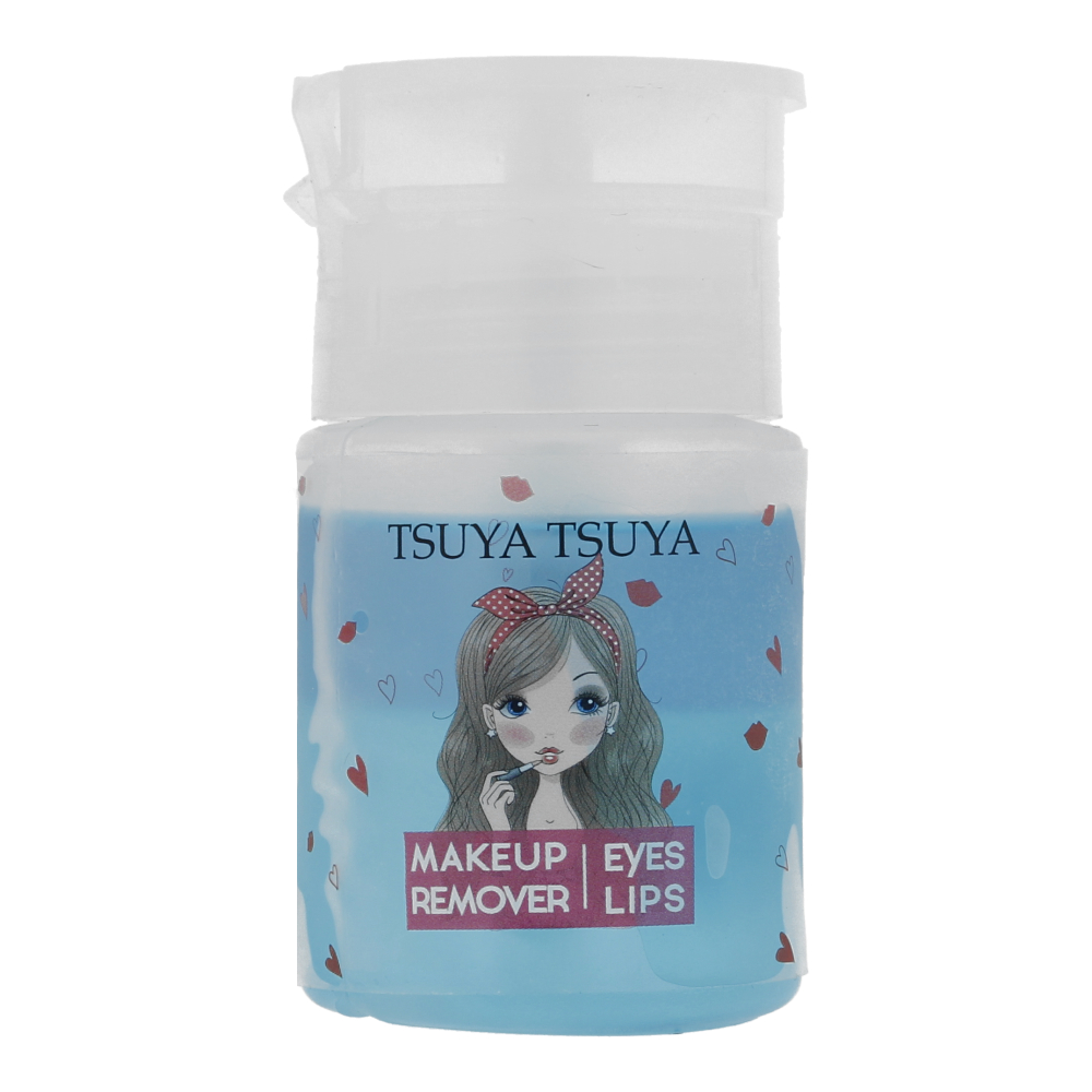 TSUYA TSUYA Makeup Remover Lips and Eyes (S)