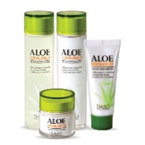 DABO Aloe Stem-Rich Skin Care 4PC Set