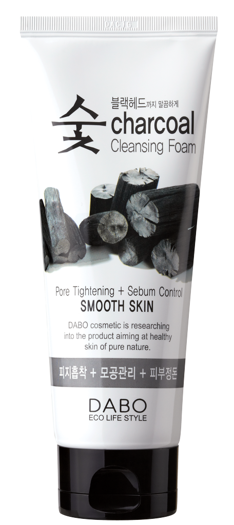 DABO Charoal Cleansing Foam